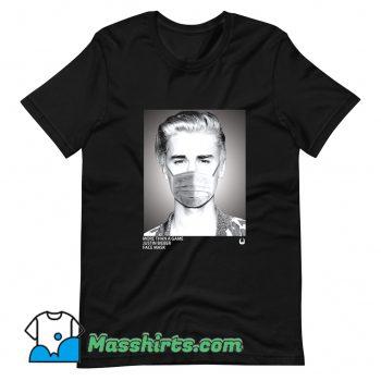 More Than A Game Justin Bieber Face Mask T Shirt Design