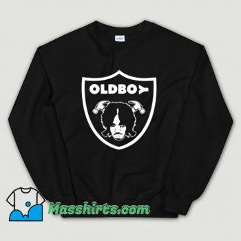 Classic Old Boy Hammer Raid Sweatshirt