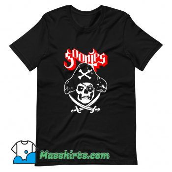 One Eyed Ghost Horror Movies T Shirt Design