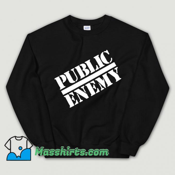 Chuck D Logo Hip Hop 1988 Sweatshirt
