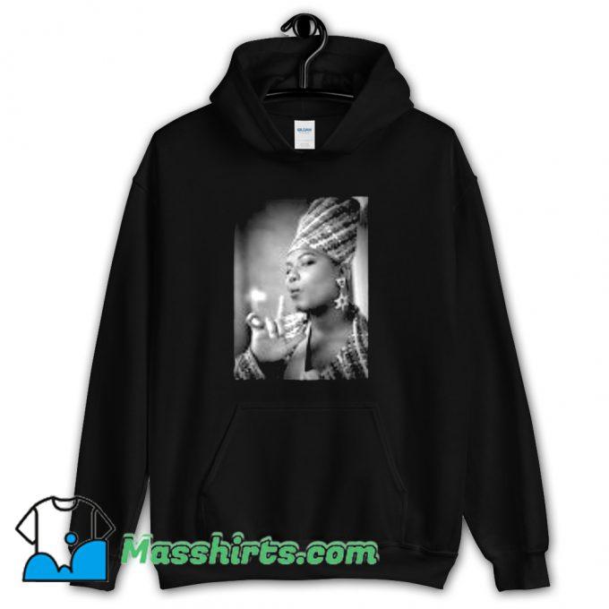 Cool Queen Latifah Hip Hop 1991 Hoodie Streetwear