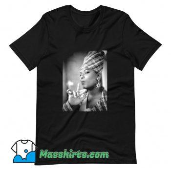Queen Latifah Hip Hop 1991 T Shirt Design