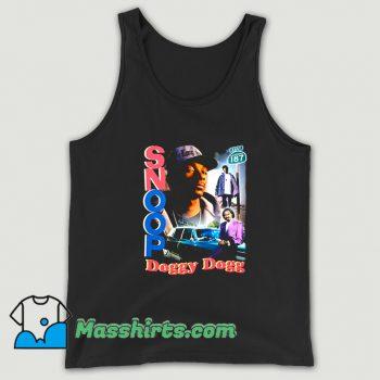 Rap Snoop Doggy Dogg Retro 90s Tank Top On Sale