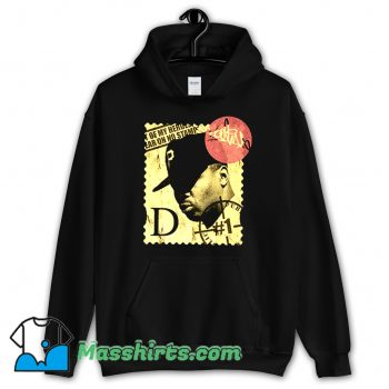 Rapper Chuck D Stamp Hoodie Streetwear On Sale