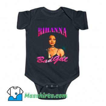 Rihanna Rap Badgal Baby Onesie