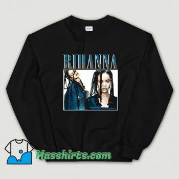 Rihanna Rap Hip Hop 90s Sweatshirt