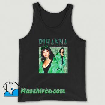 Rihanna Summer Fashion Tank Top