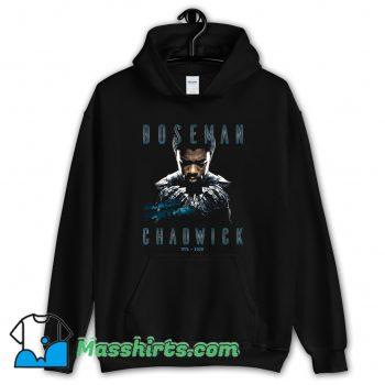 Rip Chadwick Boseman Black Panther Hoodie Streetwear