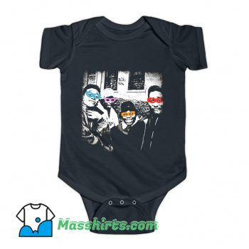 Sewer Juice Movies Baby Onesie