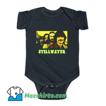 Stillwater Almost Famous Baby Onesie