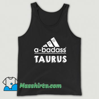 Cheap Taurus A-Badass Tank Top