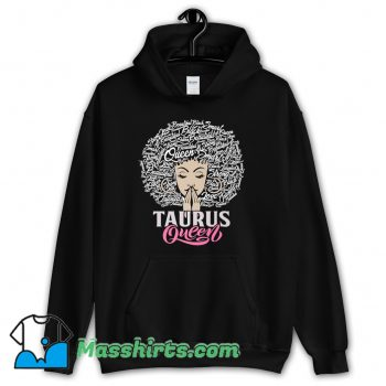 Taurus Queen Beautiful Smart Hoodie Streetwear