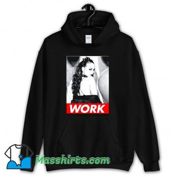 Work Rihanna Drake Anti Music Hoodie Streetwear