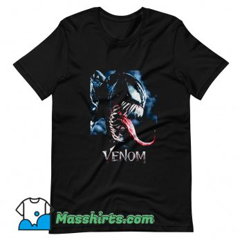 Tongue Out Poster Marvel Venom T Shirt Design