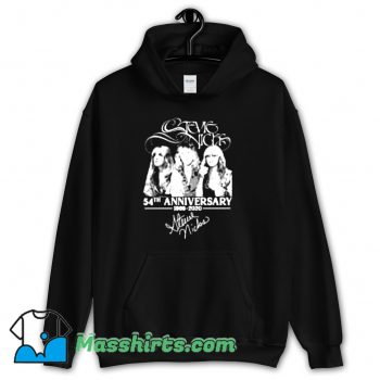 Stevie Nicks 54th Anniversary 1966-2020 Hoodie Streetwear