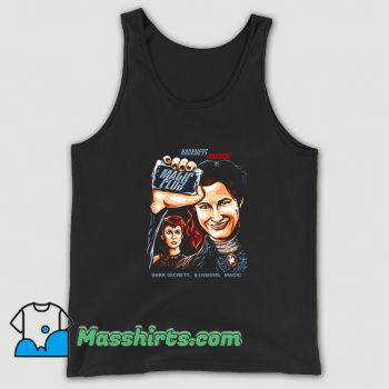 Agatha Harkness Magic Club Tank Top