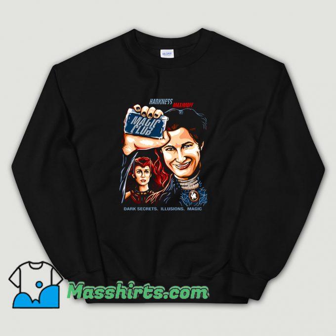 Agatha Harkness Magic Club Sweatshirt