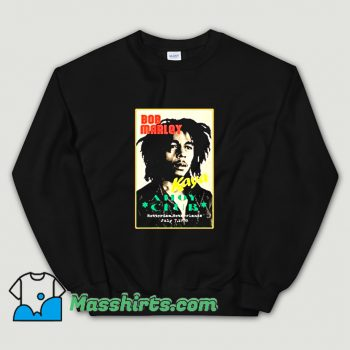 Cheap Ahoy Club Reggae Bob Marley Sweatshirt