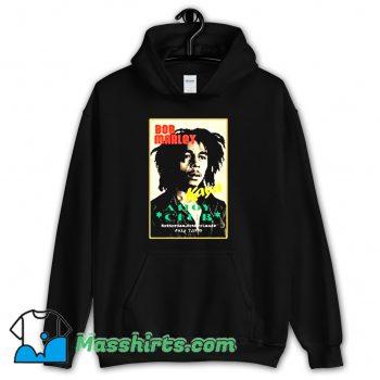 Ahoy Club Reggae Bob Marley Hoodie Streetwear