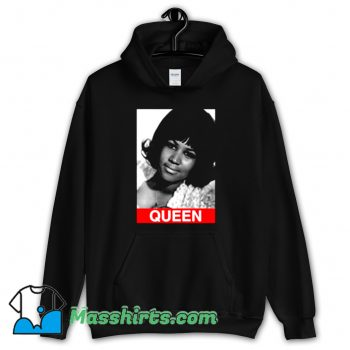 Queen Photos Aretha Franklin Hoodie Streetwear