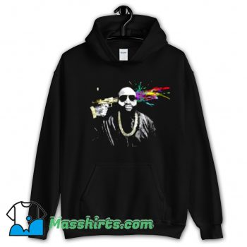 Awesome Artistic Rick Ross Rapper Hoodie Streetwear