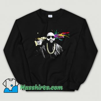 Classic Artistic Rick Ross Rapper Sweatshirt