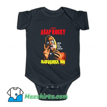 Asap Rocky Babushka Boi Baby Onesie