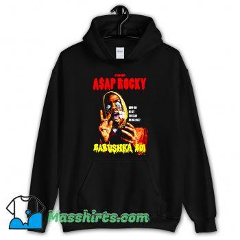 Classic Asap Rocky Babushka Boi Hoodie Streetwear