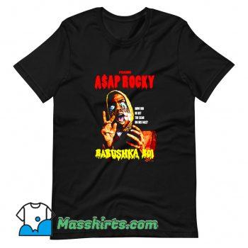 Cool Asap Rocky Babushka Boi T Shirt Design