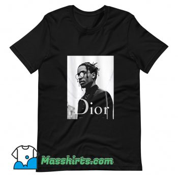 Awesome Asap Rocky Dior T Shirt Design