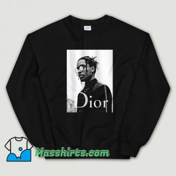 Classic Asap Rocky Dior Sweatshirt