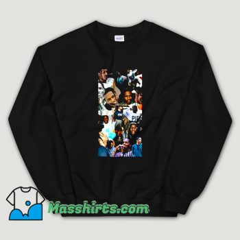 Asap Rocky Galore Rapper Sweatshirt