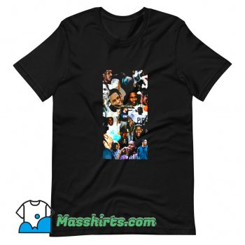 Asap Rocky Galore Hip Hop T Shirt Design