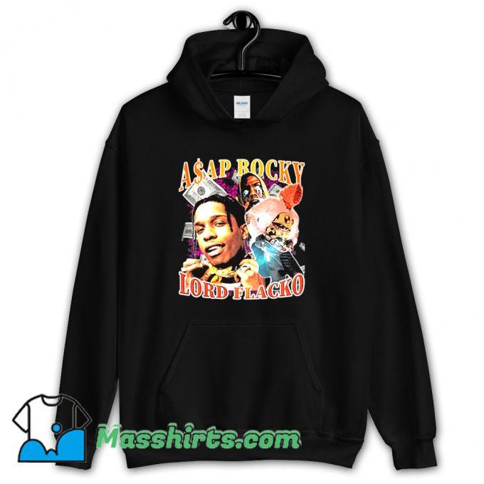 Asap Rocky Lord Flacko Rap Hoodie Streetwear