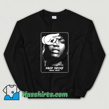 Rap Asap Rocky X Magic Hand Sweatshirt