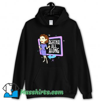 Cool Beauty Agatha All Along Hoodie Streetwear