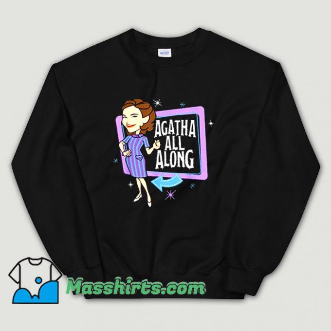 Awesome Beauty Agatha All Along Sweatshirt