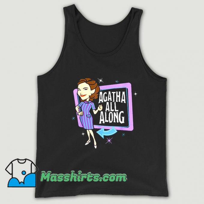 Beauty Agatha All Along Tank Top