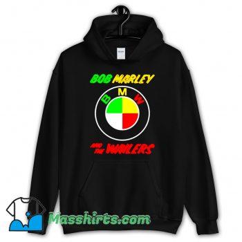 Bob Marley BMW And The Wailers Hoodie Streetwear