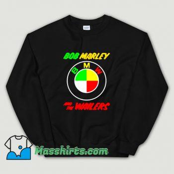 Classic Bob Marley BMW And The Wailers Sweatshirt