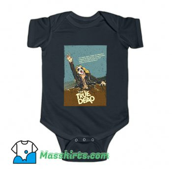 Book Cover The True Dead Baby Onesie