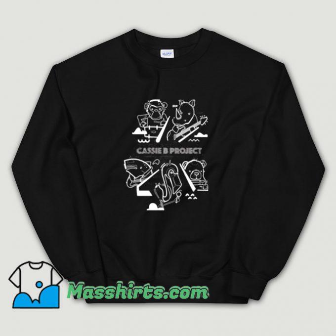 Cassie B Project Sweatshirt On Sale