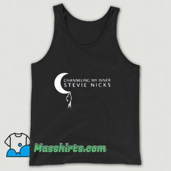 Vintage Channeling My Inner Stevie Nicks Tank Top