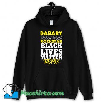 Dababy Featuring Roddy Ricch Rockstar Hoodie Streetwear