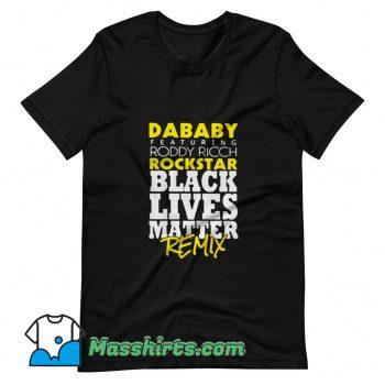 Dababy Featuring Roddy Ricch Rockstar T Shirt Design