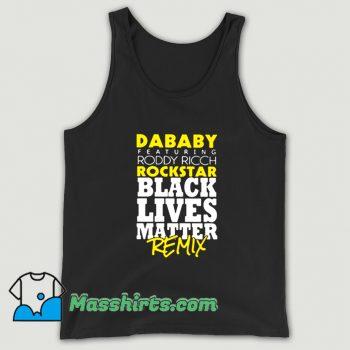 Dababy Featuring Roddy Ricch Rockstar Tank Top