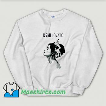 Cool Demi Lovato Pop Rock 2008 Sweatshirt