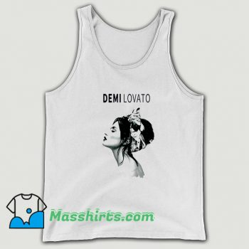 Vintage Demi Lovato Pop Rock 2008 Tank Top
