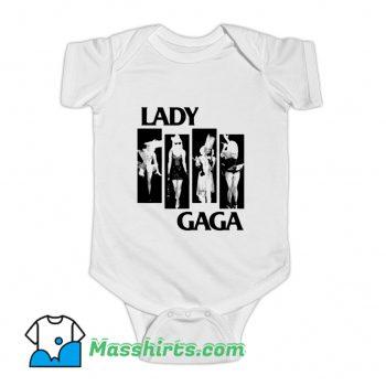 Flag Parody Lady Gaga Baby Onesie