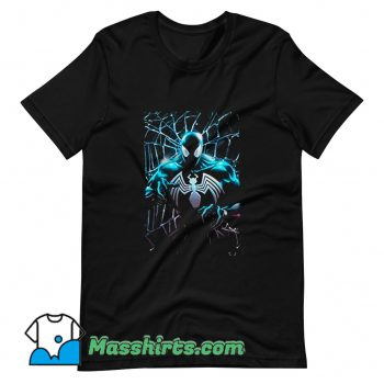 Original Gleaming Venom Spider Man Marvel T Shirt Design